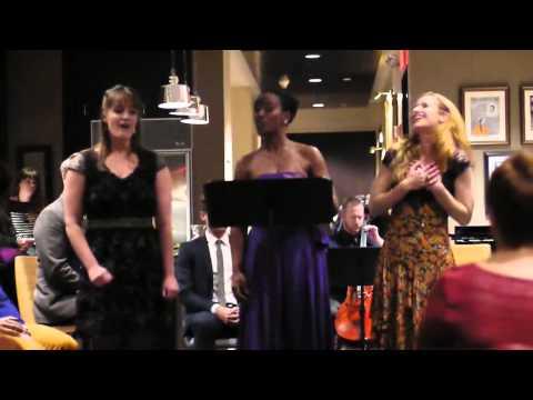 Kimberly Marable, Teal Wicks and Lael Van Keuren - Celebrate