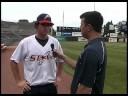 Mat Gamel Interview, Brewers Prospect