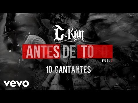 C-Kan - Cantantes (Audio)