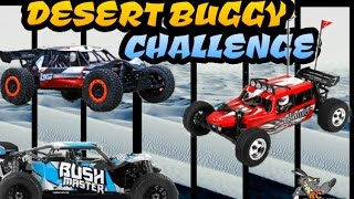 Desert buggy challenge (BushMaster,SCBE, Glamis Fear)