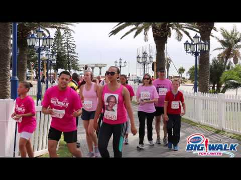 The Algoa FM Boardwalk BigWalk for Cancer 2014