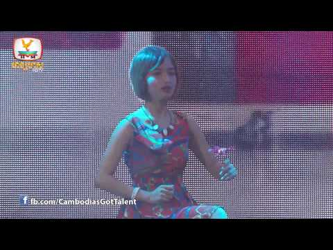 Cambodia's Got Talent : FINAL - Prum Sokrina