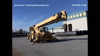 Industrial Crane Safety Training Video