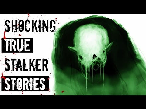 Creepy TRUE Obsessed Stalker Stories | Lazy Masquerade