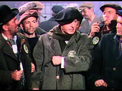 Danny Kaye - Knock On Wood (Irish Pub Scene)
