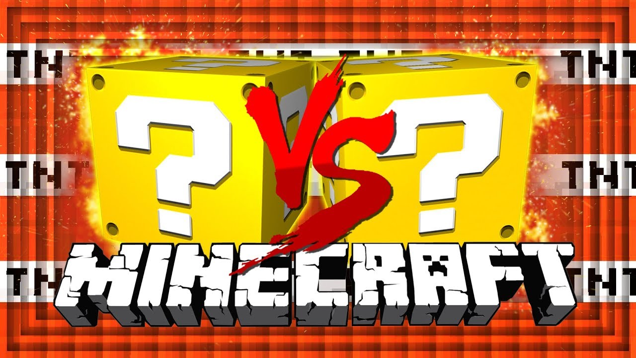 Minecraft: TNT LUCKY BLOCK CHALLENGE | MODDED TNT WARS!!