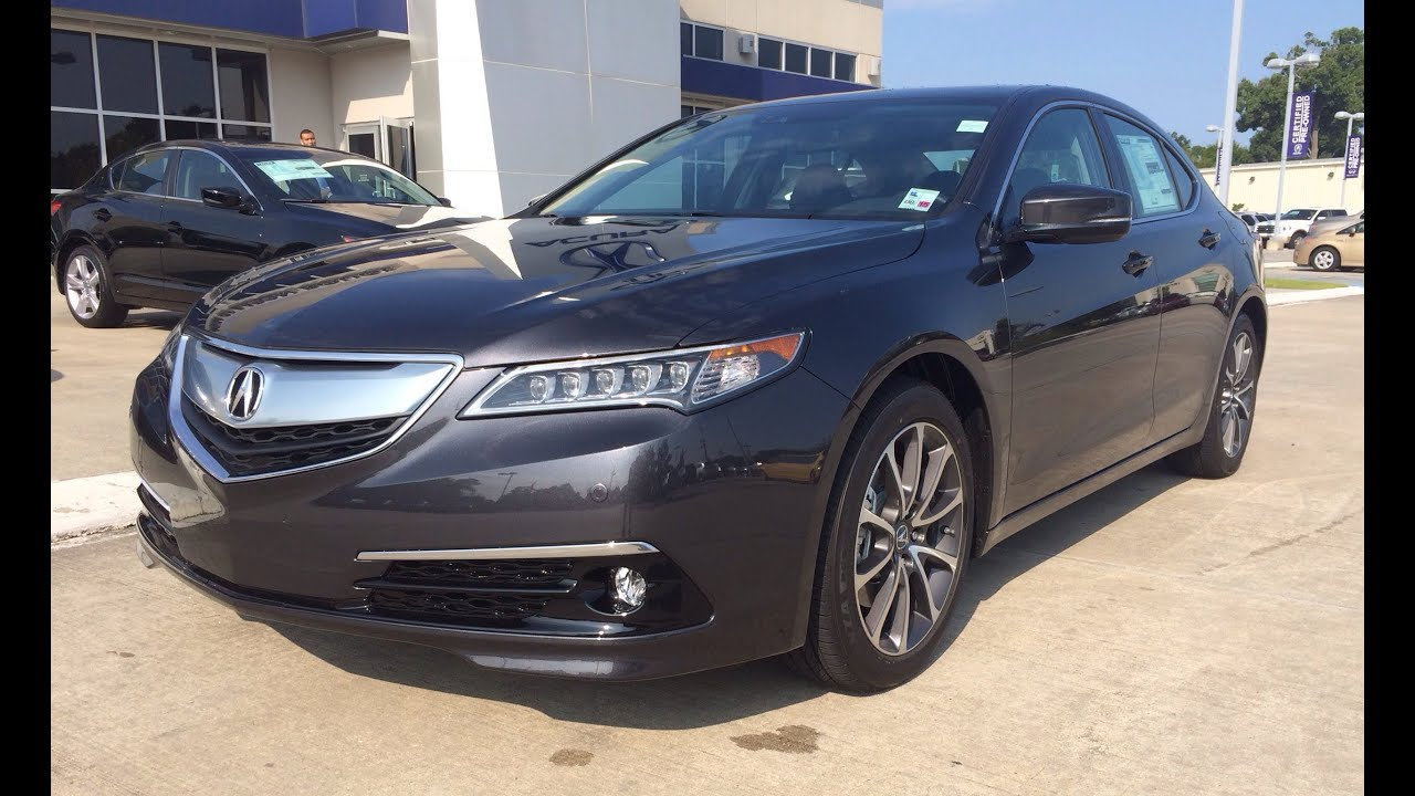 2015 Acura Tlx 3 5l V6 Advance Package Full Review