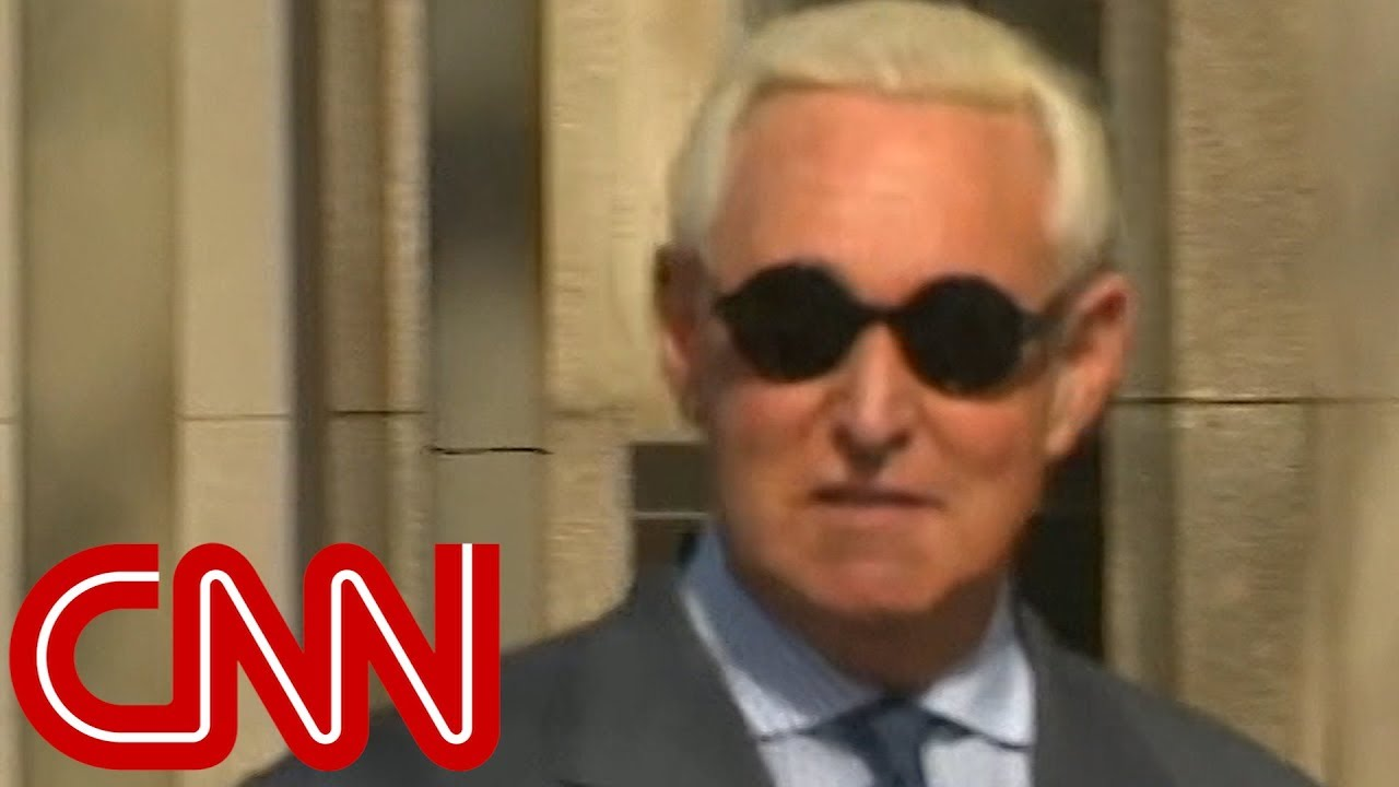 Judges fires back at Roger Stone after controversial post