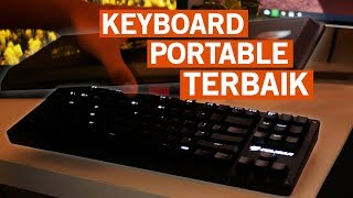 Keyboard Gaming yang Siap Jalan-Jalan 🤔🤔 | Review Cougar Puri TKL