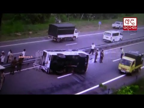 bus topples in south|eng