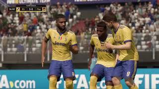 FIFA 18 - TEMPORADAS ONLINE # 3 EL IMBATIBLE