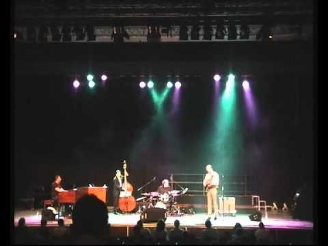 Hildener Jazztage Jermaine Landsberger-AndreasÖberg-Andre Ceccarelli-Three Base Hit by Pat Martino