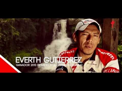 Entrevista Evert Gutierrez / Ganador del desafió MTB Datanli El Diablo 2013