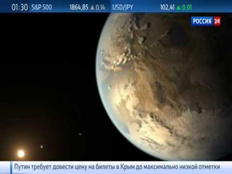 На планете Kepler 186f может быть жизнь