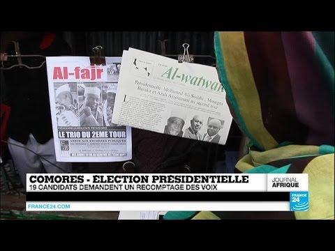 Présidentielle Au Niger  : Mahamadou Issoufou Face à Hama Amadou Au Second Tour