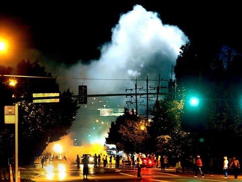 FERGUSON CURFEW: CNN LIES ABOUT USE OF TEAR GAS