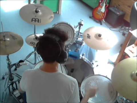 Blink 182 - What's My Age Again? (Drum Cover)