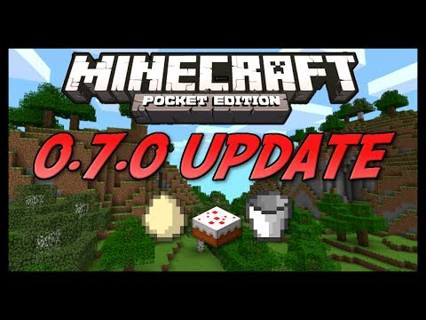 Minecraft Pocket Edition - 7.0 Update Preview