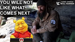 Video: China's 'Winnie The Pooh' cannot dictate my Freedoms, Values or Human Rights - Bull-Hansen
