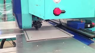 Lavorazione   Porta Quadro Elettrico Piegata   TECNOTRANSFER