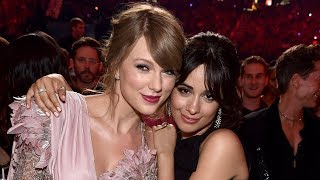 Camila Cabello Writing Music With Taylor Swift & Packs On PDA With Matthew Hussey At BBMAs