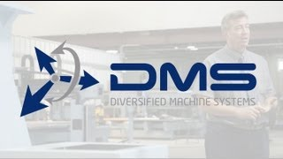 Diversified Machine Systems DMS 3 & 5 Axis CNC Routers