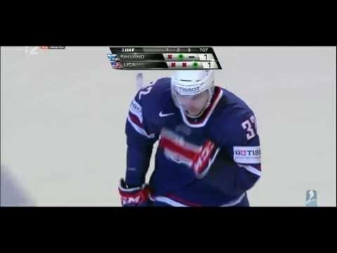Bronze MG USA - FINLAND 3:2 SO █ IIHF WC 2013 █ Goals Suomi Alex Galchenyuk