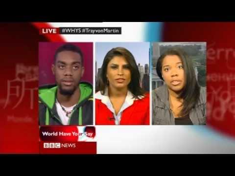 BBC World Have Your Say: Trayvon Martin