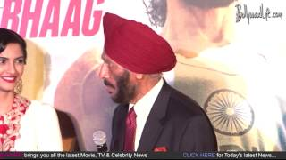 Bhaag Milkha Bhaag - First Look And Music Launch Of Film Bhag Milkha Bhag