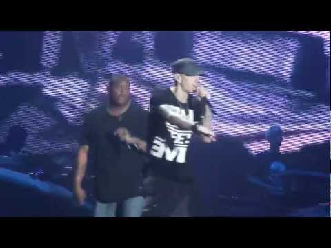 "Eminem: ""Not Afraid"" Live at Lollapalooza 2011"