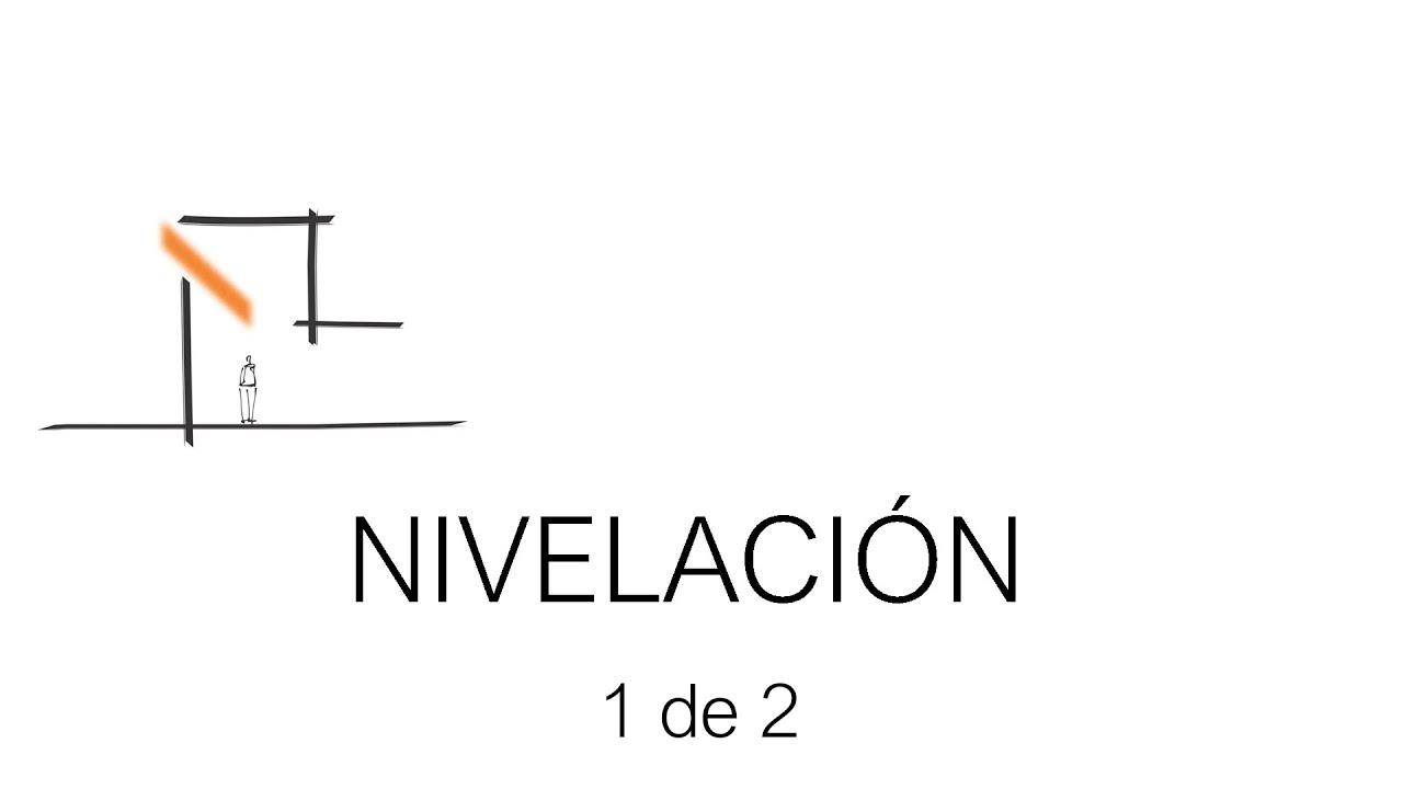 Construcci n paso a paso nivelaci n tutorial 4 de 14 for Construccion de casas paso a paso