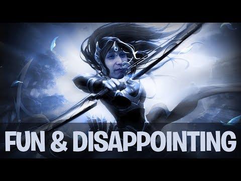 FUN & DISAPPOINTING (SingSing Dota 2 Highlights #1202)