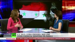 White House Cautious About Syrian Chemical Warfare Claims 4/26/13