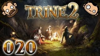 Let's Play Together Trine 2 #020 - Der Goblin König [720p] [deutsch]