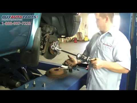 Wheel Hub Replacement - BuyAutoParts.com