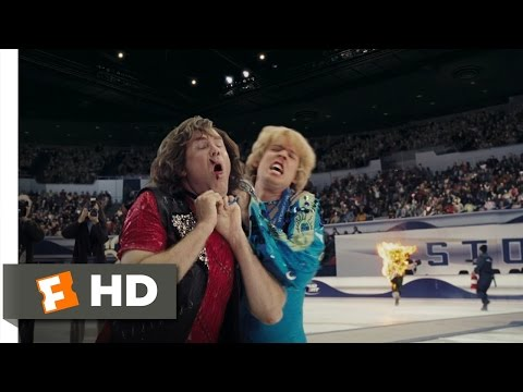 Blades Of Glory (1/10) Movie CLIP - Brawl On Ice (2007) HD