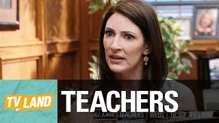 Teachers' Lounge   Ms. Snaps' Twitter Twat Gets Her in Trouble   Teachers on TV Land