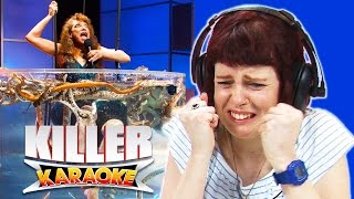 Irish People Watch Killer Karaoke