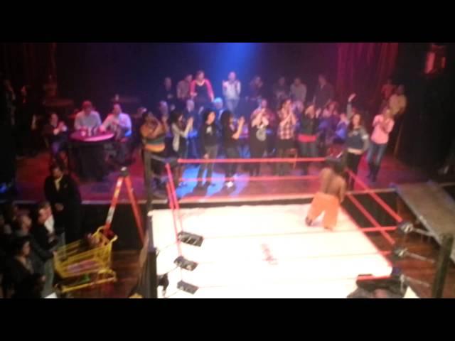 Extreme Midget Wrestling, Twerk Contest, H.O.B.
