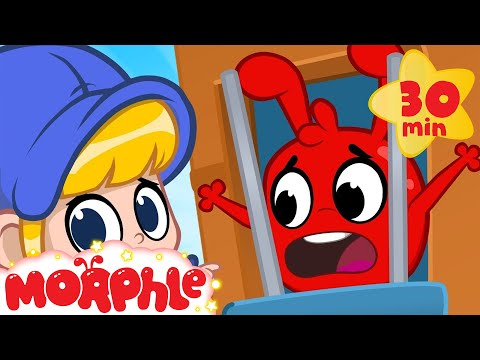 Oh no! Morphle in jail! My Magic Pet Morphle Animation Episodes MP3