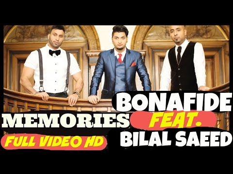 BONAFIDE (Maz & Ziggy) Feat. Bilal Saeed - MEMORIES -**OFFICIAL VIDEO**