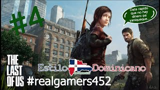 The Last Of Us #4 Buscando a Tommy...  Directo.