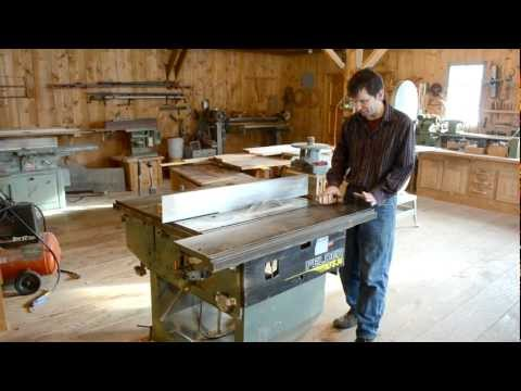 Old Felder table saw