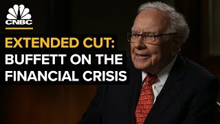 Warren Buffett On The 2008 Crisis