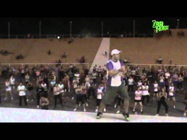 ZUMBA -  Gangnam Style (Charata - Chaco)