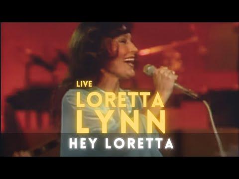 Loretta Lynn - Hey Loretta