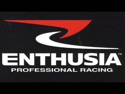 Classic Game Room - ENTHUSIA PROFESSIONAL RACING review for PS2