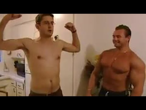 Louis Theroux - body building and muscle worship - BBC