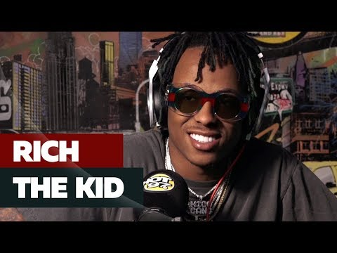 Ebro Questions Rich The Kid's Rapping Yet Is Distracted By His Teeth!