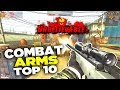 Combat Arms Top 10 Plays - Episode 206! (LAST EPISODE OF 2017)